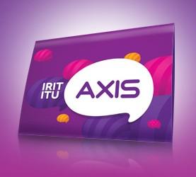 Internet Murah, Menjajal Paket 1 GB cuma Rp.9900 dari Axis Bronet